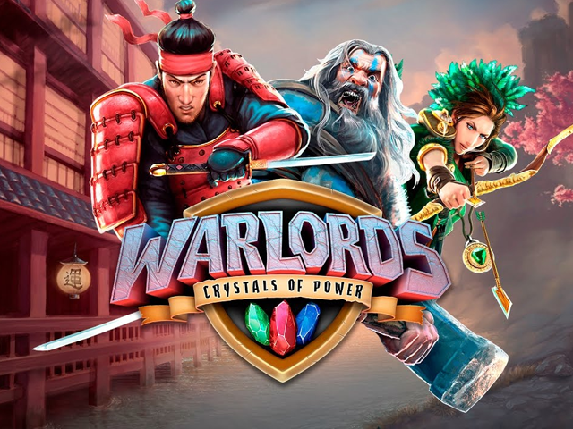 Игровой аппарат Warlords – Crystals Of Power